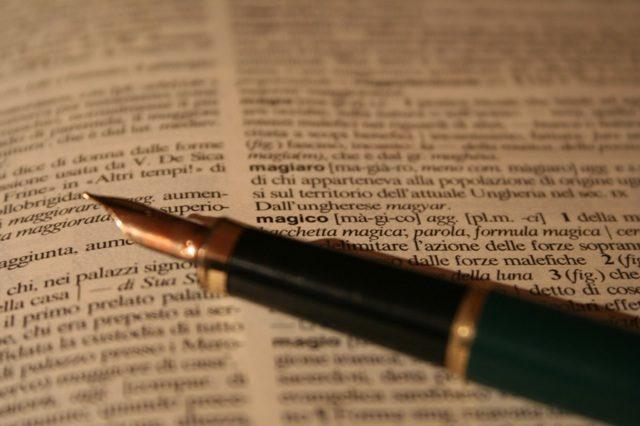 dizionario italiano online