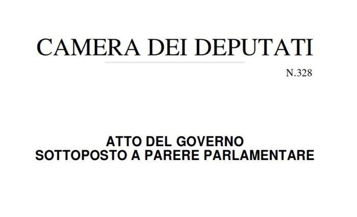 atto governo